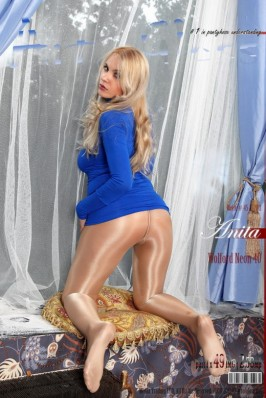 Anita  from ARTOFGLOSS